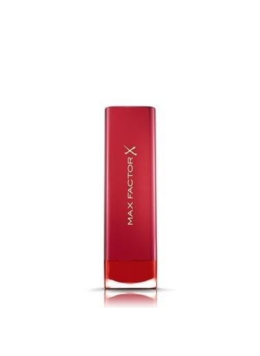 Colour Elixir Ruj Marilyn Monroetm Özel Kırmızı Serisi 01 Ruby-Max Factor